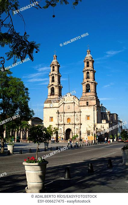 Aguascalientes Cathedral
