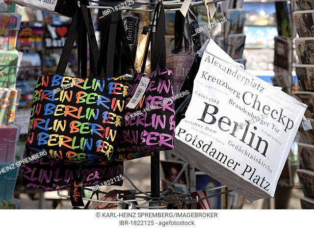 Souvenirs from Berlin, Germany, Europe