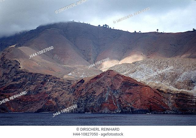 Guadalupe Island, Mexico, Central America, America, Pacific ocean, Guadalupe, Guadalupe, Island, volcanic, geology, cl