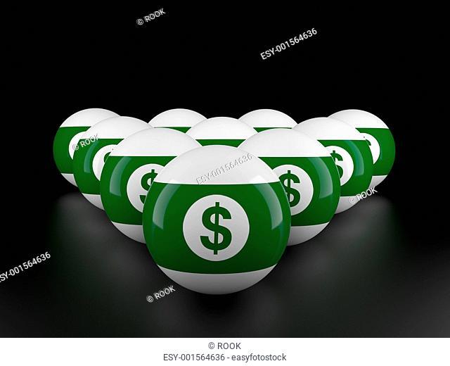 Symbol dollar