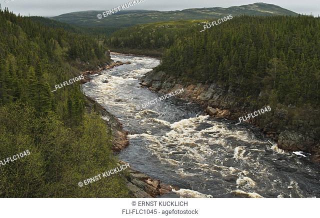 Pinware River, Labrador, Canada