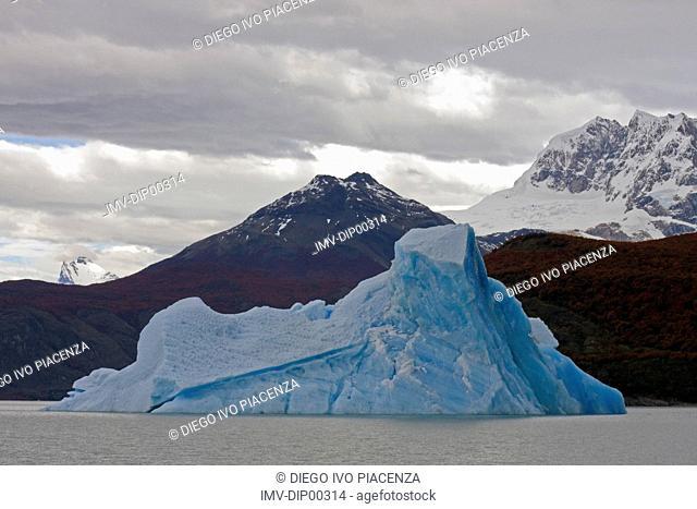 Iceberg Upsala Glacier, Santa Cruz, Argentina