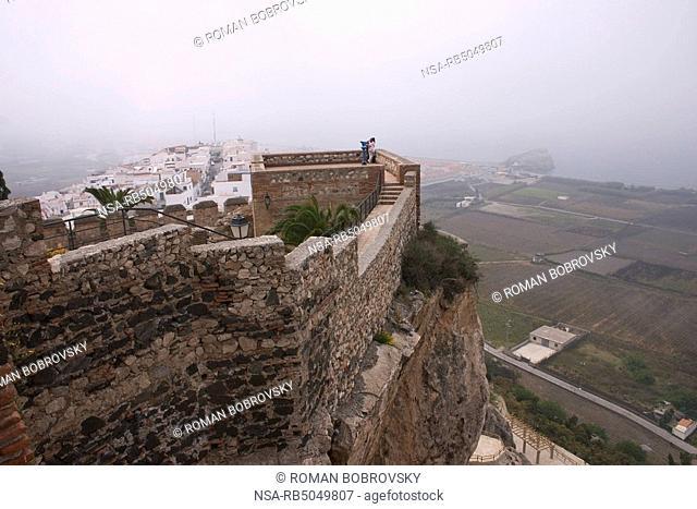 Castle of Salobreña