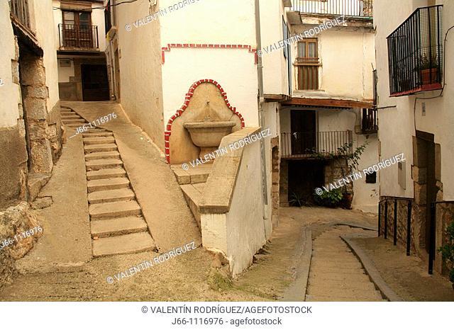 Vallibona, Castellon province, Comunidad Valenciana, Spain