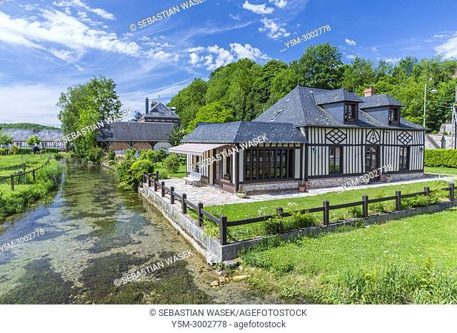 Héricourt-en-Caux, Seine-Maritime, Normandie, France, Europe