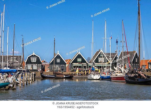 Marken, Waterland, North Holland, Netherlands