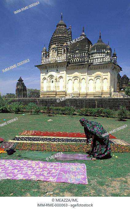 Shivaratri Day Khajuraho, Madhya Pradesh, India, Asia