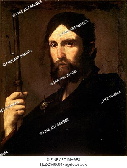 'The Apostle Saint James the Great', c1630-c1635. Found in the collection of the State A Pushkin Museum of Fine Arts, Moscow
