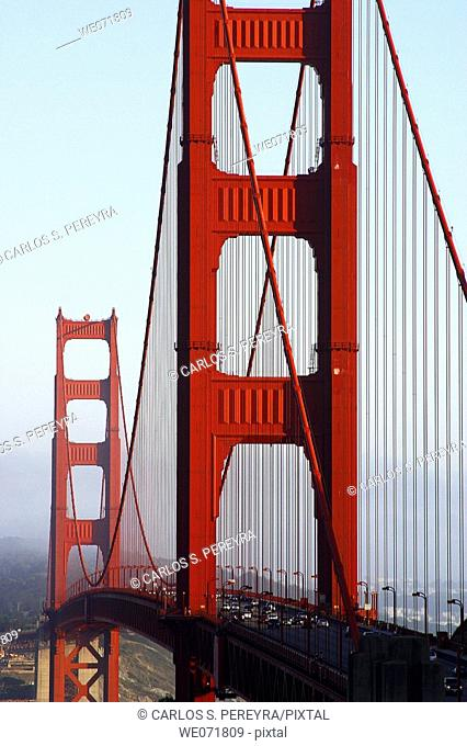 Golden Gate in San Francisco, California, United States
