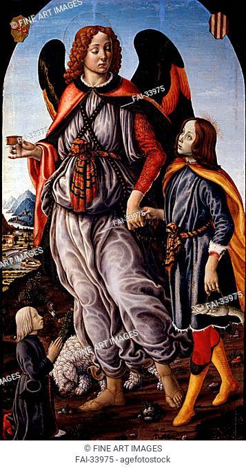 Tarquinius and Lucretia by Procaccini, Andrea (1671-1734)/Oil on canvas/Baroque/18th century/Italy, Roman School/Holkham Hall, Norfolk/Mythology