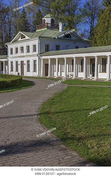 Estate and park (18th century), Serednikovo, Moscow region, Russia