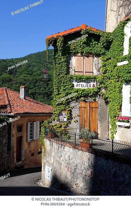 France, Occitanie, Haute Garonne department (31), Saint Bertrand de comminges