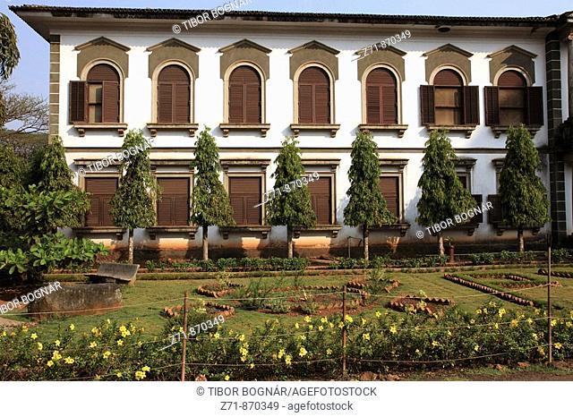 India, Goa, Old Goa, Vidyamondir Pastoral Institute
