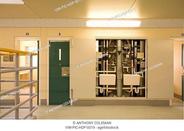 HIGH DOWN PRISON, SUTTON, UNITED KINGDOM, Architect PICK EVERARD ARCHITECTS