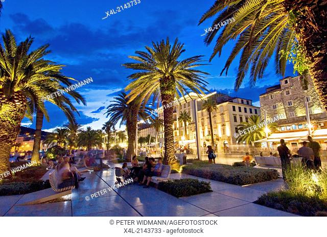 Croatia, Turism, typical old city