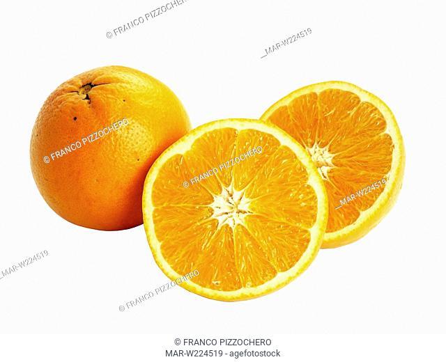 washington navel oranges