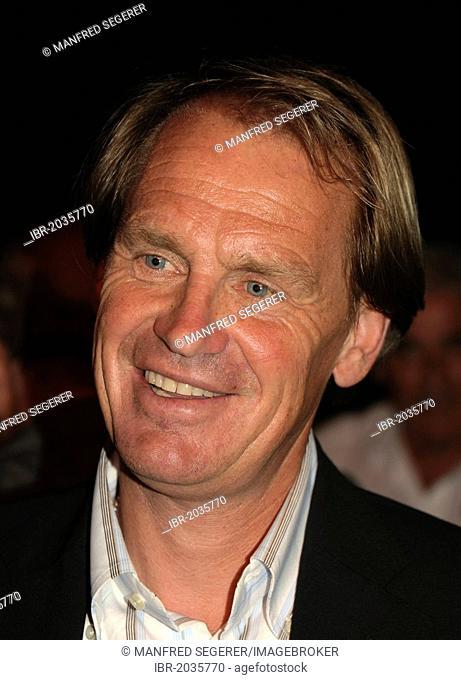 Markus Wasmeier at the anniversary gala of 10 years of Bavarian Sports Award in BMW-Welt, Munich, Bavaria, Germany, Europe
