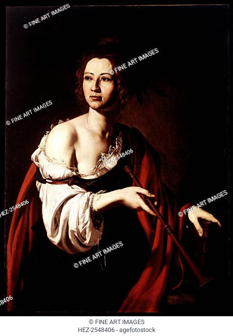 'Allegory of the History', c1615-c1620. Found in the collection of the State Hermitage, St Petersburg