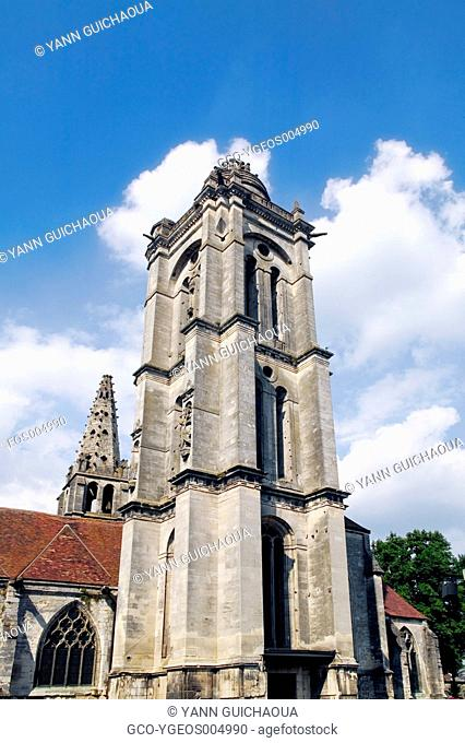 Saint Pierre Church at Senlis in Picardy