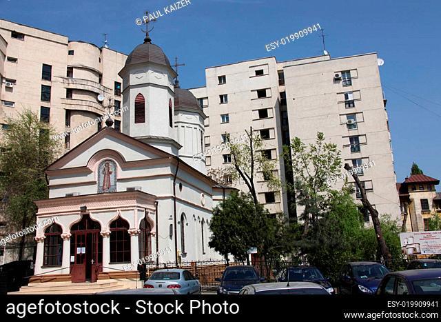 Rumänien - Bukarest - Sf. Stefan Stirbei