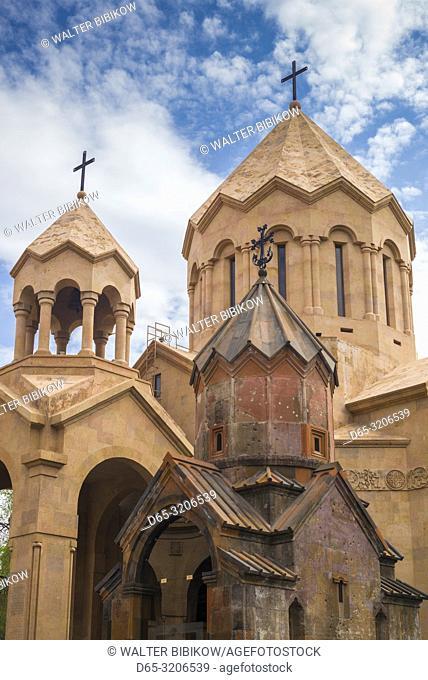Armenia, Yerevan, Katoghike church, 13th century, exterior