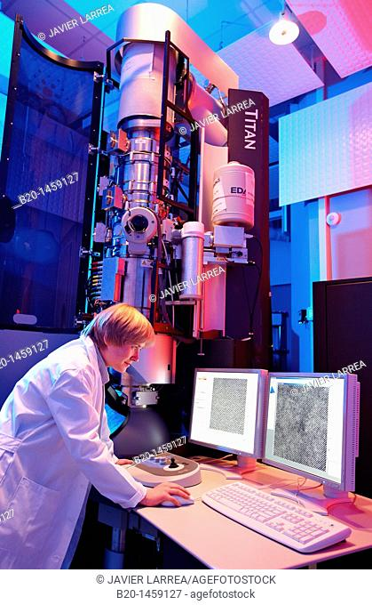 Atomic resolution imaging using TEM, High-Resolution Transmission Electron Microscopy Laboratory HR-TEM, Nano-scale materials characterization