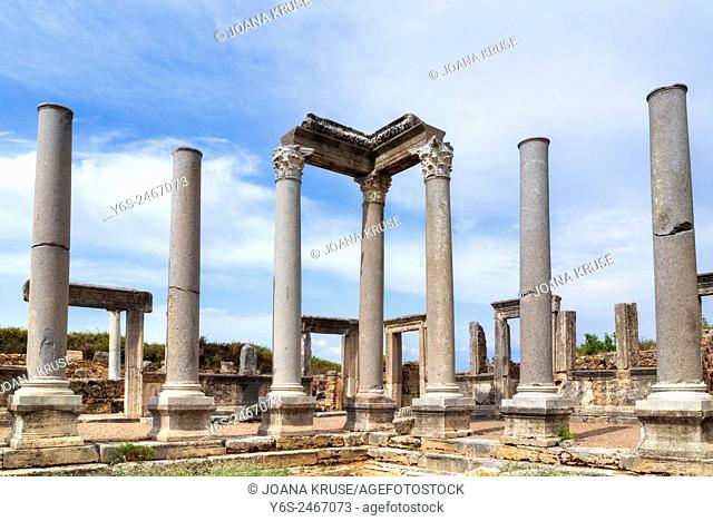 Perge, Aksu, Antalya, Turkey