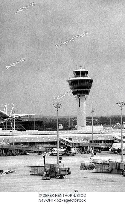 Munich Airport - Bavaria - Germany