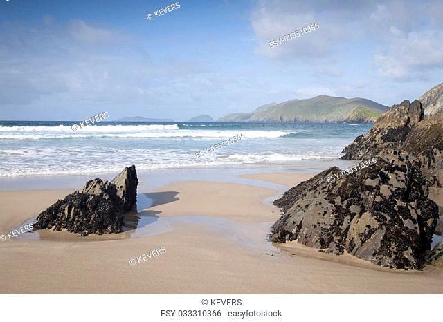 Coumeenoole Beach, Slea Head; Dingle Peninsula; Ireland