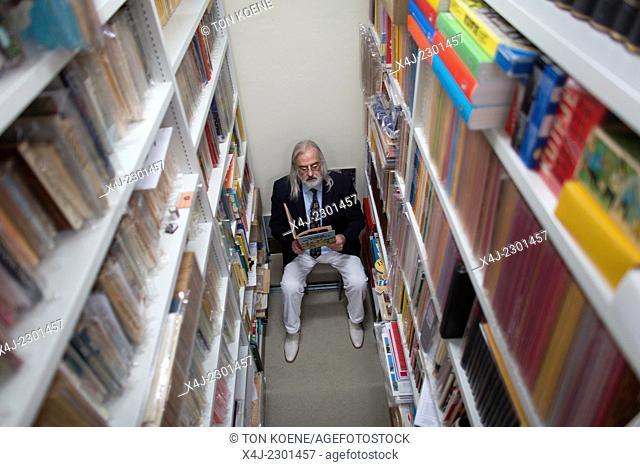 Hendrik Johan (Hans) Matla (1949) is a Dutch antiquarian, bookseller, publisher, Comic collector. He has more than 70 thousand comic books