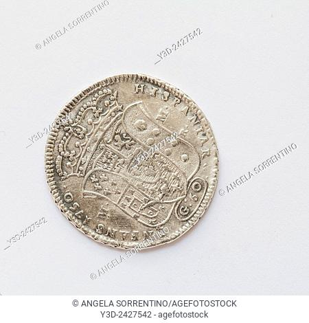 Naples Kingdom Ancient Coin