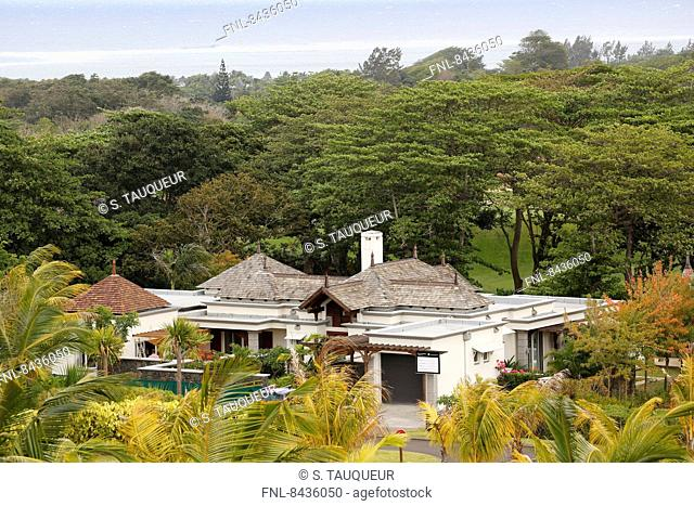 Villas Valriche, Bel Ombre, Mauritius