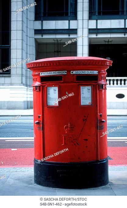 Letterbox - London - England