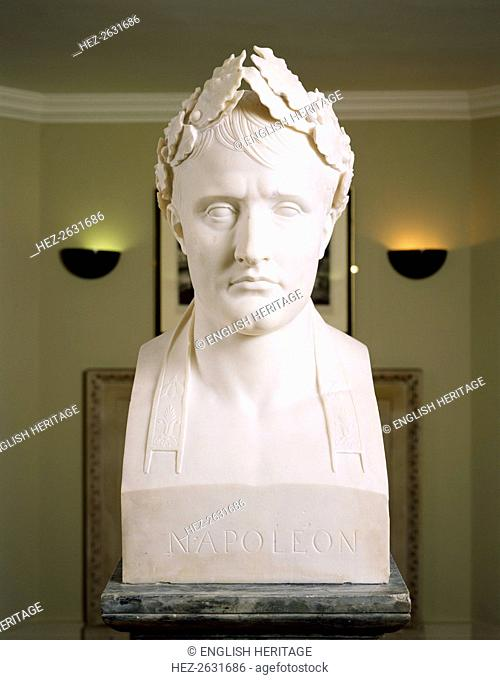 Bust of Napoleon as Emperor of France, c2000s. Artist: Historic England Staff Photographer