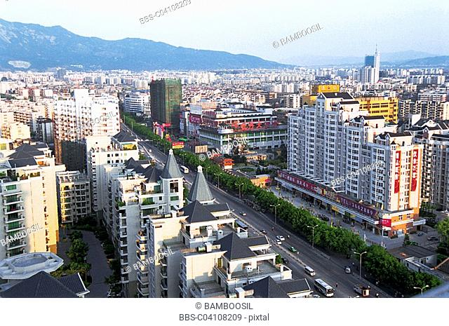 Fuma Road, Fuzhou City, Fujian Province of People's Republic of China