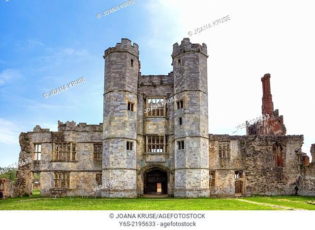 Titchfield Abbey, Hampshire, England, United Kingdom