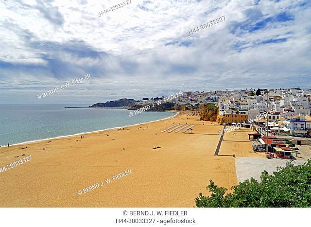 Ortsansicht, Strand