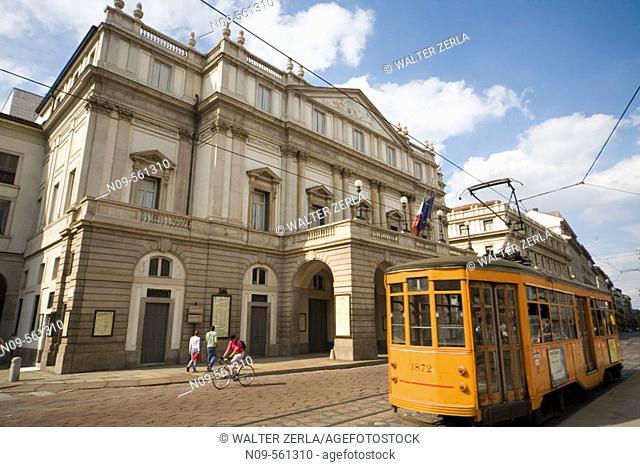 Italia, Lombardia, Milano