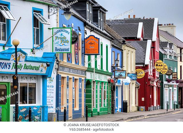 Dingle, Dingle Peninsula, County Kerry, Ireland