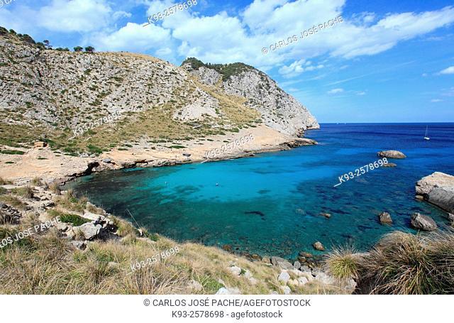 Cala Figuera, Majorca, Balearic Islands, Spain