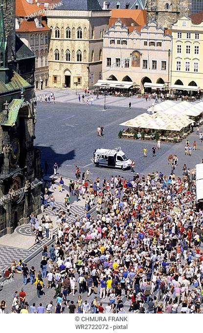 90900069, Czech Republic, Prague, Old Town Square