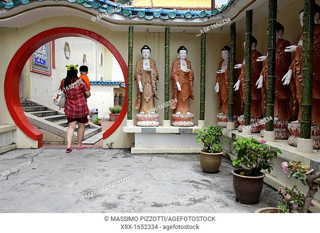 Kek Lok Si Temple or Temple of Supreme Bliss, Penang, Malaysia