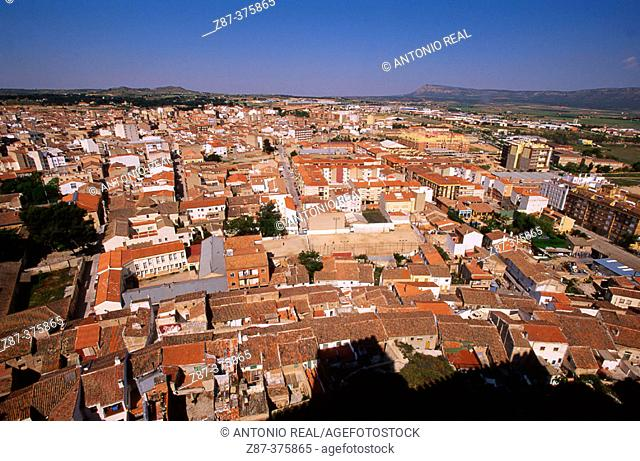 Almansa. Albacete province. Spain