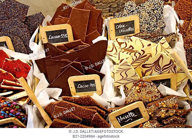 Chocolates, Brussels, Belgium