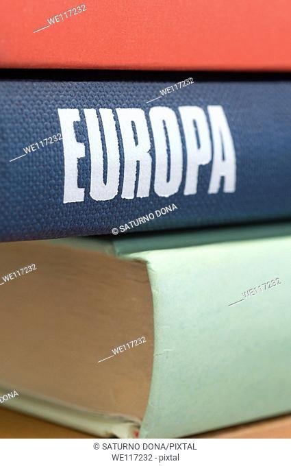 Europa Book Title