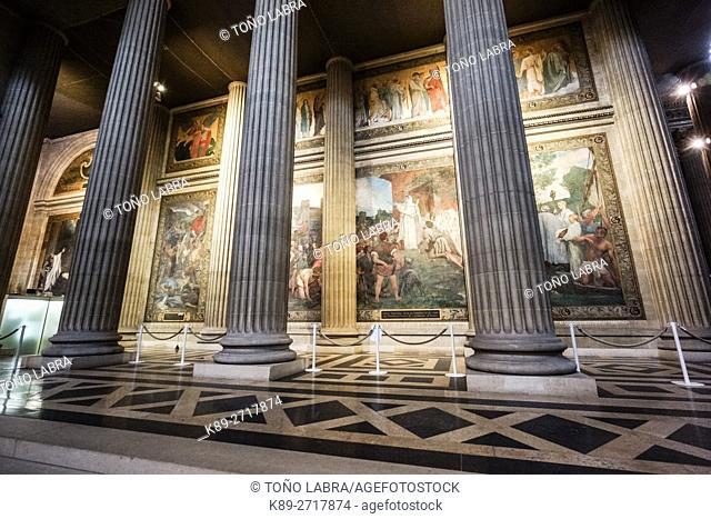 Pantheon. Paris. France