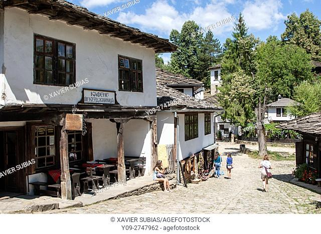Cafe Shekerdzhynitsata, Bozhentsi, Gabrovo, Bulgaria