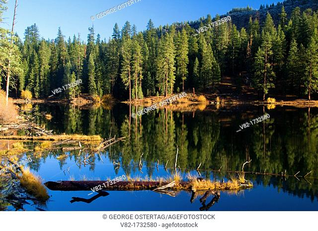 Clear Lake, South Warner Wilderness, Modoc National Forest, California