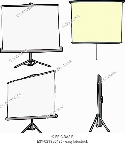 Various Projection Screens