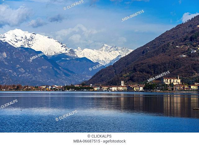 Pisogne, province of Brescia, Italy